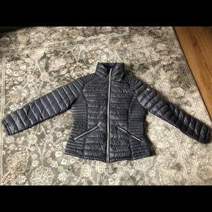 Michael Kors Packable Down Fill Puffer Jacket